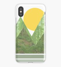 Mountains - Rockport State Park iPhone Case/Skin