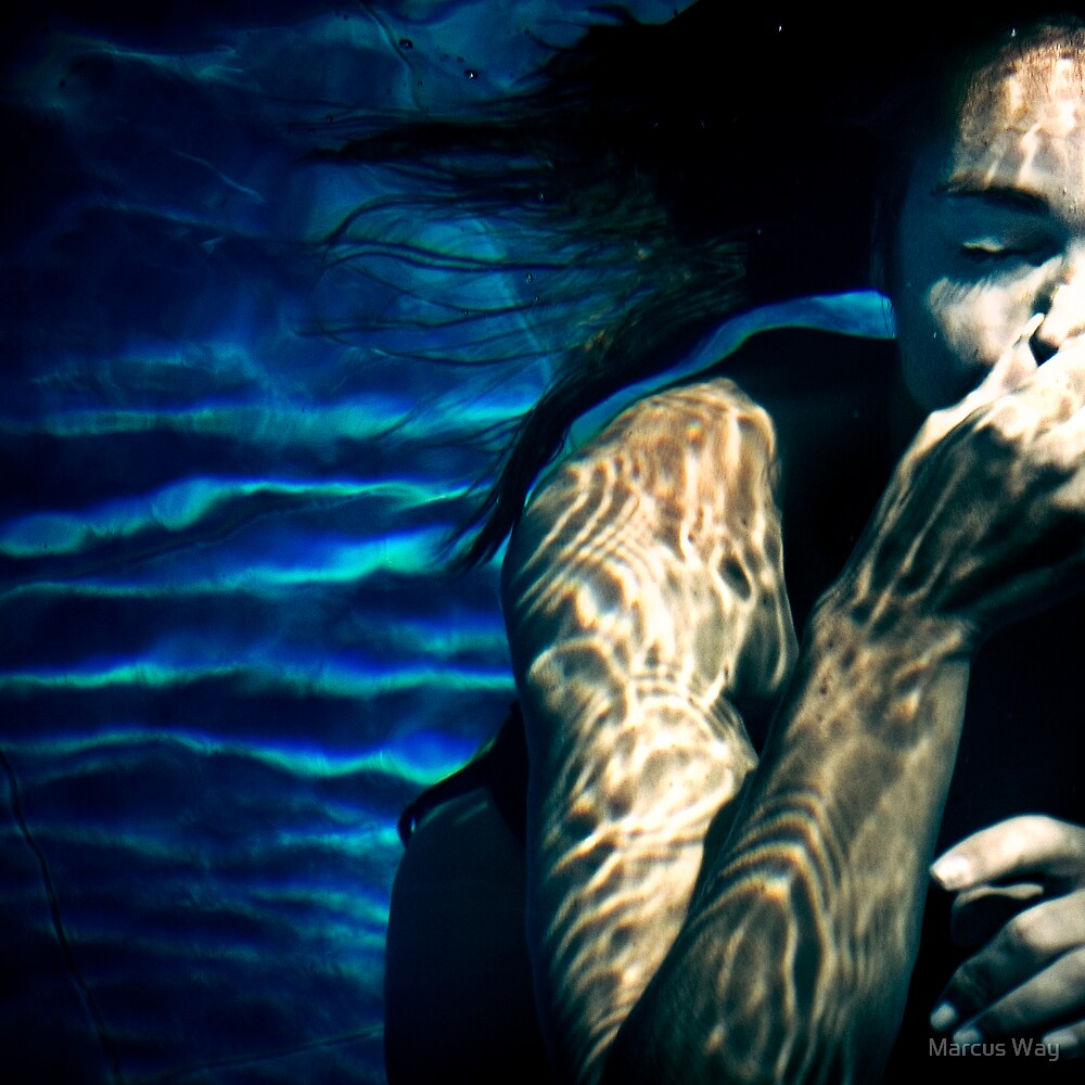 Underwater Tribal by Marcus Way
