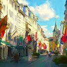 Zurich by Remus Brailoiu