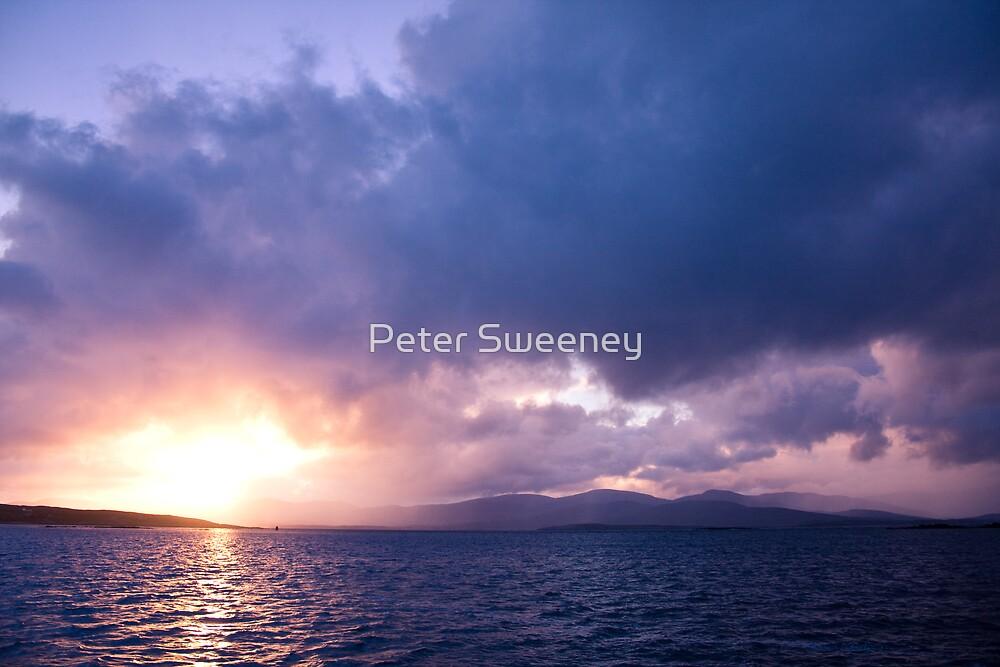 Ardgroom Harbour - Sailing by Peter Sweeney