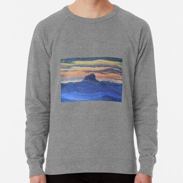 Sunset on Wilson's Peak Lightweight Sweatshirt