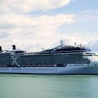 Celebrity SOLSTICE by Christopher Houghton