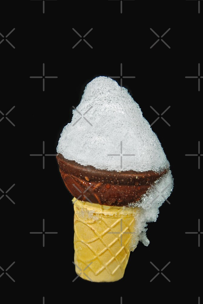 Snow Cone by Maria Dryfhout