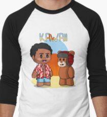 KAWAII Men's Baseball ¾ T-Shirt
