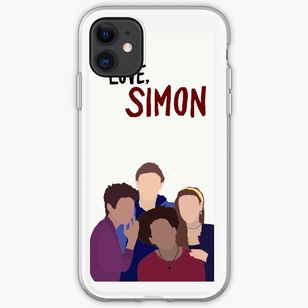 love simon phone case iPhone Soft Case