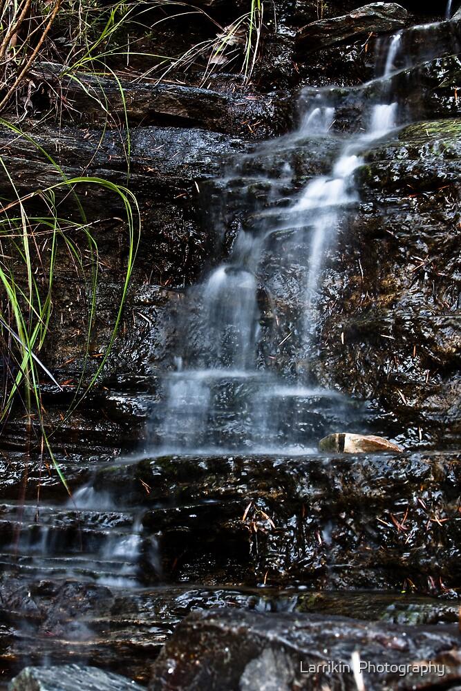 Cascade by Larrikin  Photography