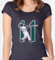 11 - Gar (original) Women's Fitted Scoop T-Shirt