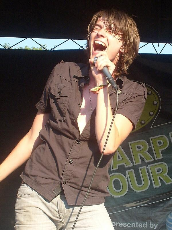 William Beckett by AmberAssiduous