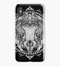 Elephant Medallion iPhone Case/Skin