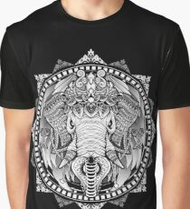 Elephant Medallion Graphic T-Shirt