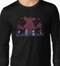 Stranger Things Character Selection Long Sleeve T-Shirt