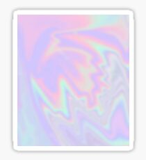 Pastel Iridescent Sticker