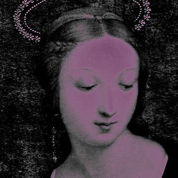 Saint Violetta by alenky