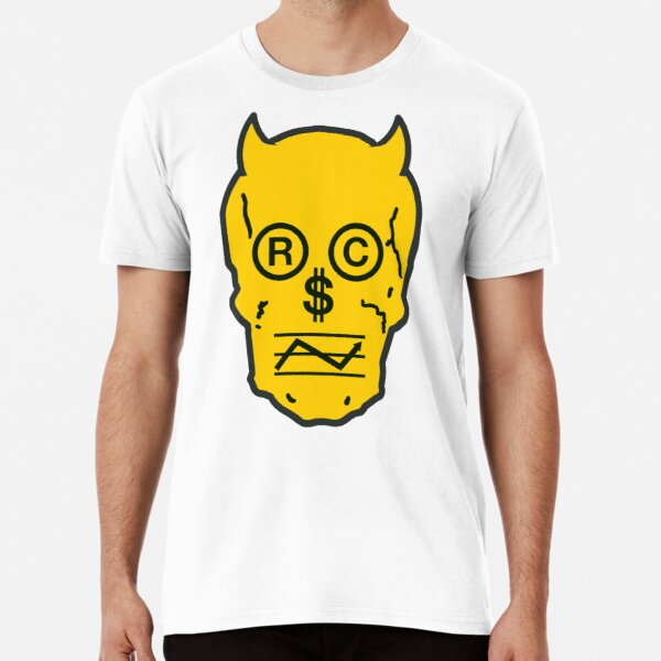 Wages of Sin - Yellow Premium T-Shirt
