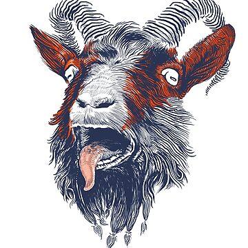 Rock Beast by uwanlibner