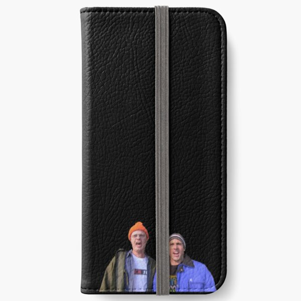 das Büro - Scranton (WAS?) die elektrische Stadt iPhone Flip-Case