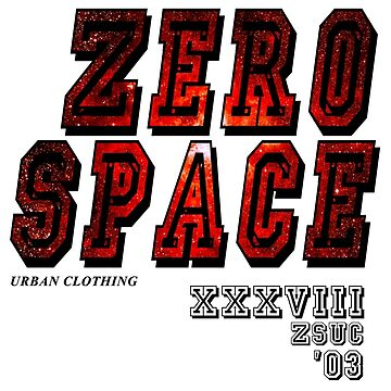 Zero Space Jersey by YOUNGTHUNDA
