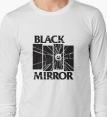 Black Mirror Long Sleeve T-Shirt