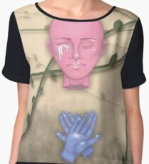 Seeing the Truth Chiffon Top