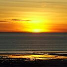 Sunset in Broome by Kaylene Passmore