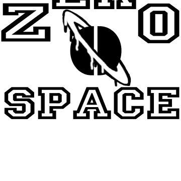 Zero Space Varsity by YOUNGTHUNDA