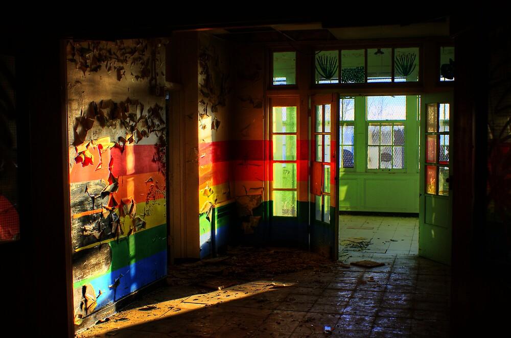 Rainbow by Michael Gatch