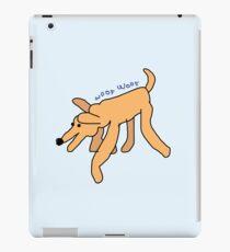 Vinilo o funda para iPad woof woof doggy