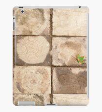 Wood Block iPad Case/Skin