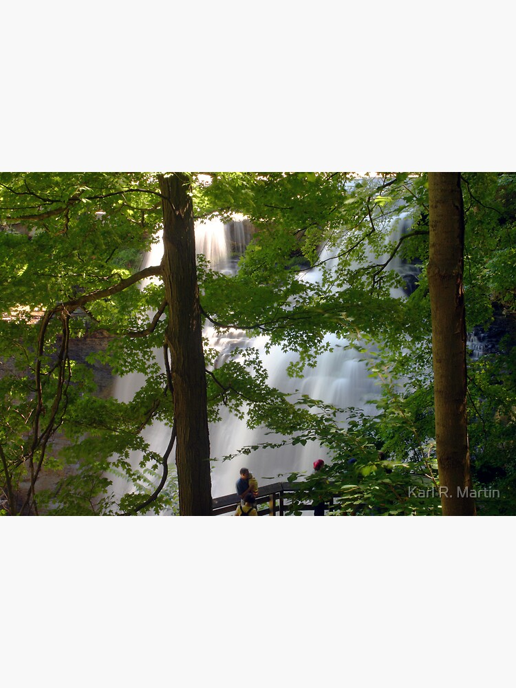 Brandywine Falls by SirEagle