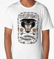 Title Fight Long T-Shirt