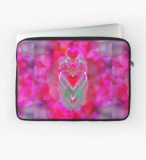 The Hearts Mantra Laptop Sleeve