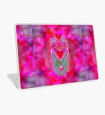 The Hearts Mantra Laptop Skin