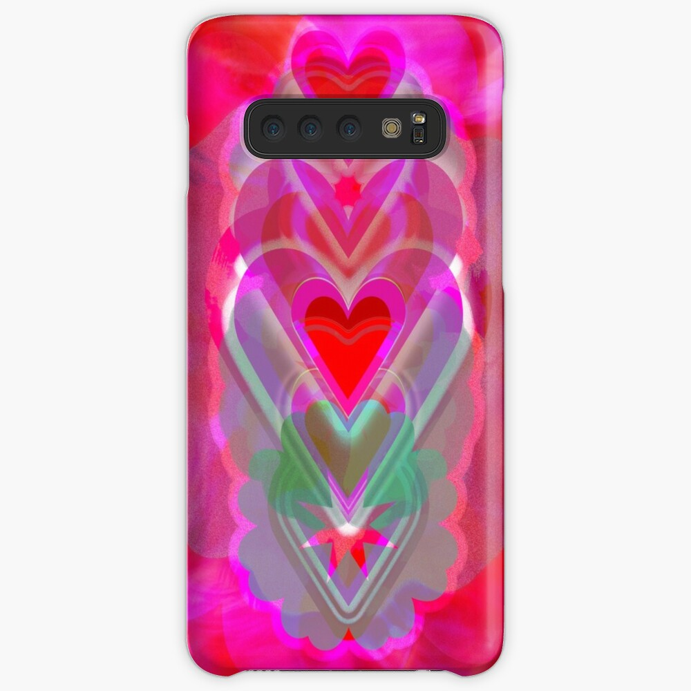 The Hearts Mantra Case & Skin for Samsung Galaxy
