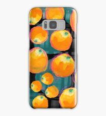 Oranges Samsung Galaxy Case/Skin