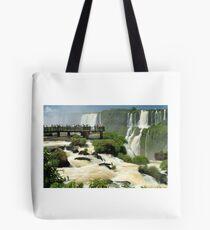 South America Brazil Tote Bag