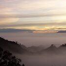 Misty Mountains by Joeltee