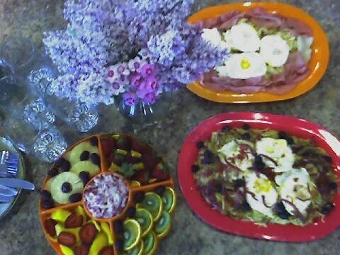 Breakfast at my Sisters by WaleskaL