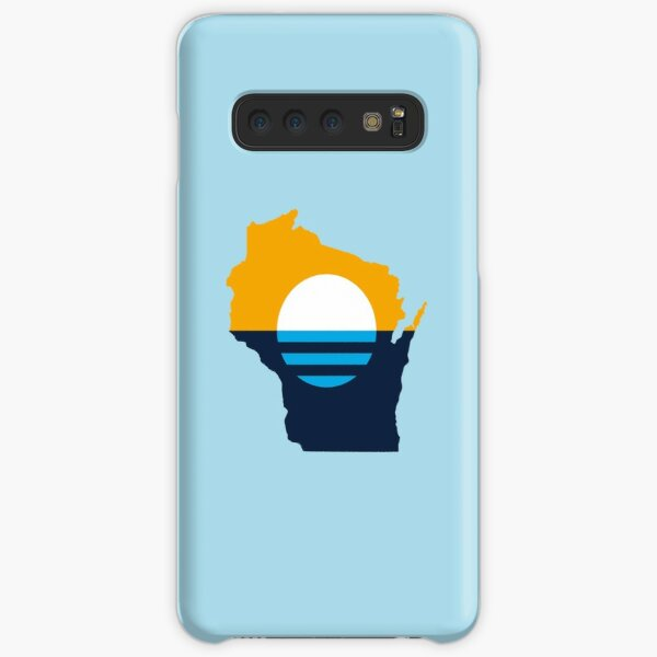 Milwaukee Wisconsin Samsung Galaxy Snap Case