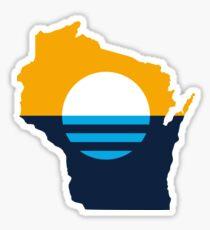 Milwaukee Wisconsin Sticker