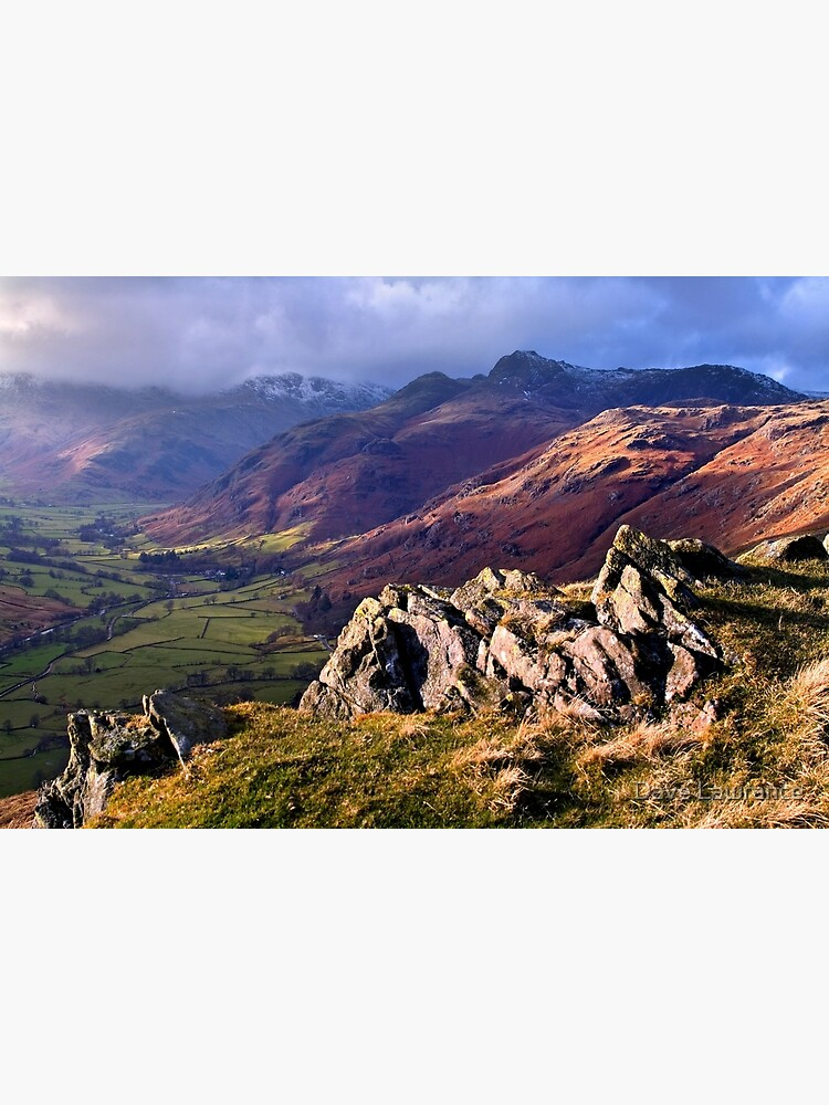 Great Langdale - The Lake District by DLLP
