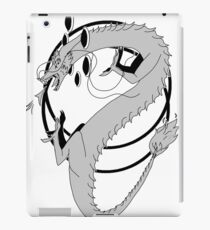 Dragon God of Inktober 2017  iPad Case/Skin