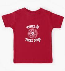 TUNES UP Kids Tee