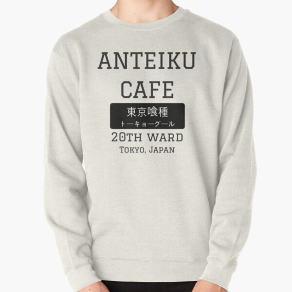 Anteiku Cafe  Pullover Sweatshirt