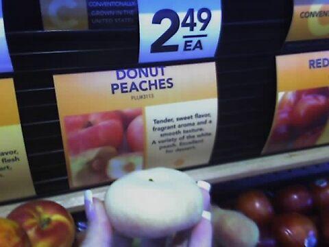 Donut or Fruit? by WaleskaL
