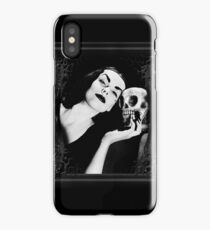 VAMPIRA 6 iPhone Case