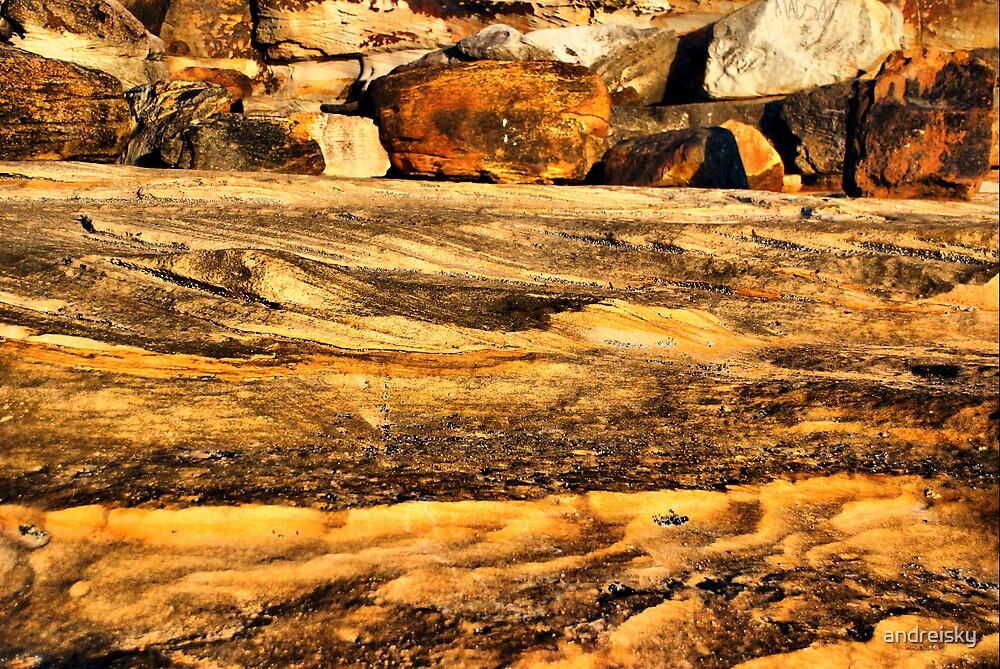 Rocks I by andreisky