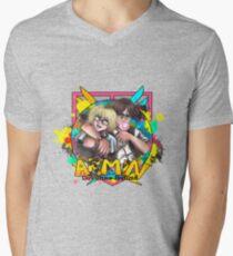 Armin Defense Squad / High School AU Men's V-Neck T-Shirt