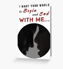 Erotic t shirts greeting cards redbubble fifty shades greeting card m4hsunfo
