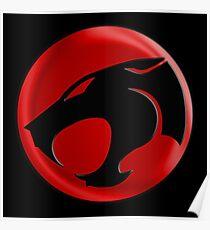 Thundercats symbol Poster