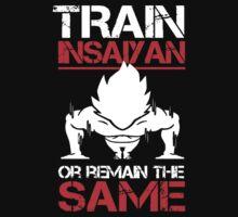 Train Insaiyan | Unisex T-Shirt